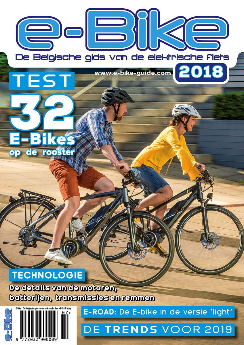 Cover bel nl_ebike_2018_bis
